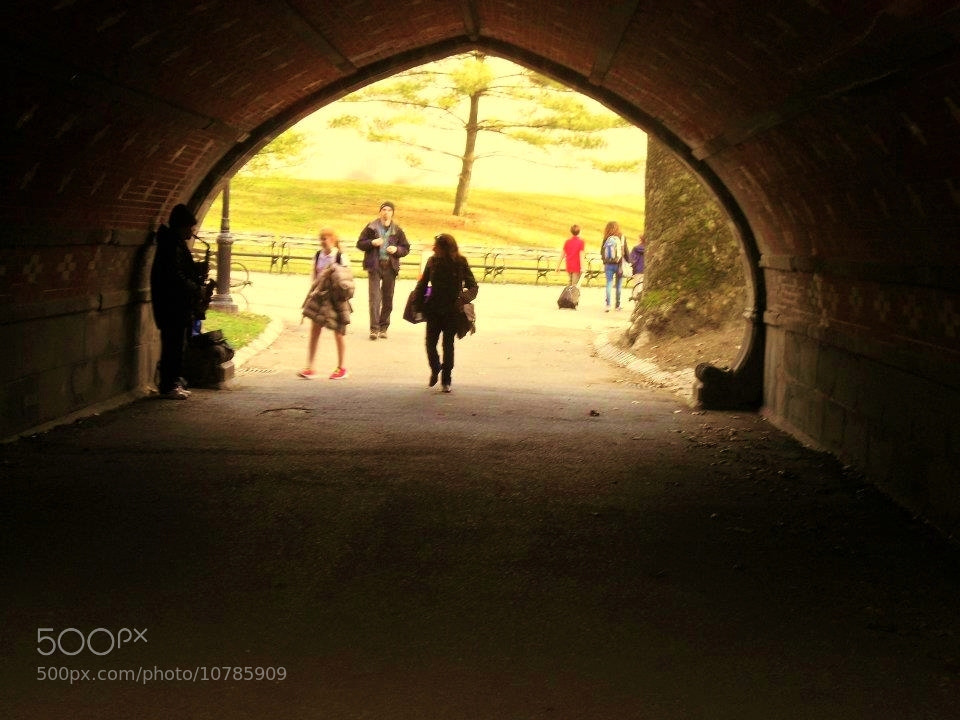 Photograph Tunnel Vision by Snow Flake on 500px