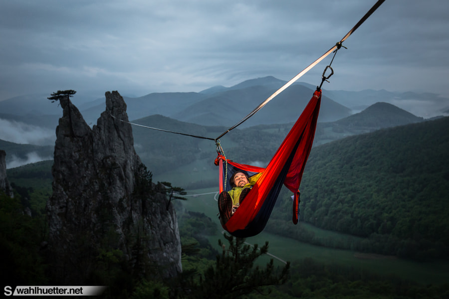 Hanging Out by Sebastian Wahlhuetter on 500px.com