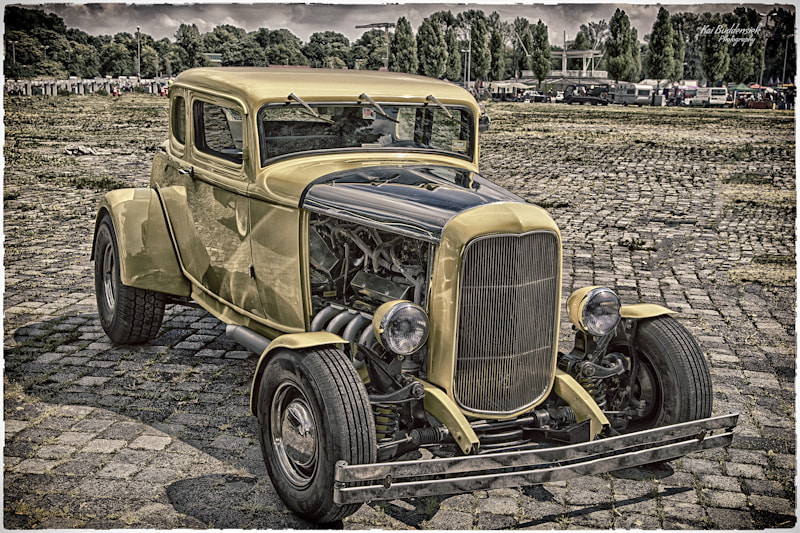 Photograph Old Cars II by Kai Buddensiek on 500px