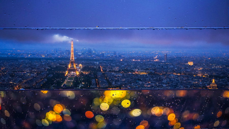 Montparnasse view by tomapaul on 500px.com