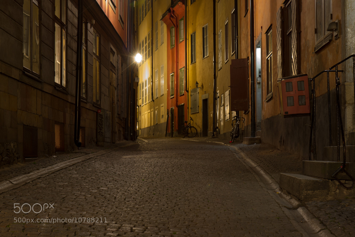 Photograph Gamla Stan by Alexander Dragunov on 500px