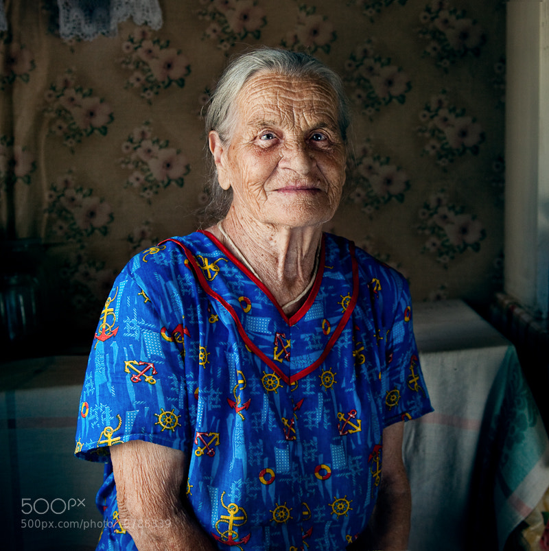 Photograph Grandmother by Sergei Lysov on 500px