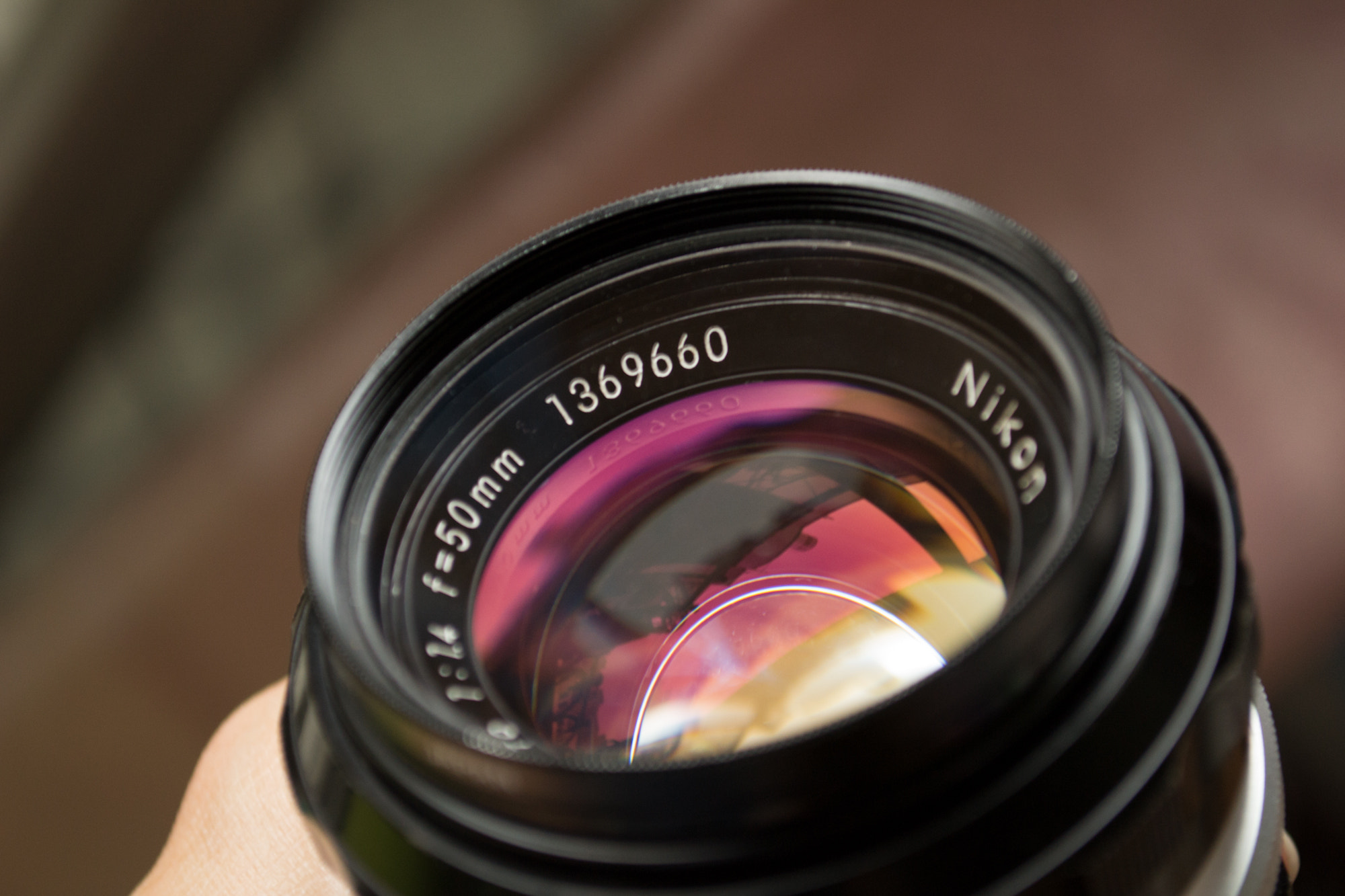 Photograph NIKKOR-S.C AUTO 50 1.4 by RingRing Liu on 500px