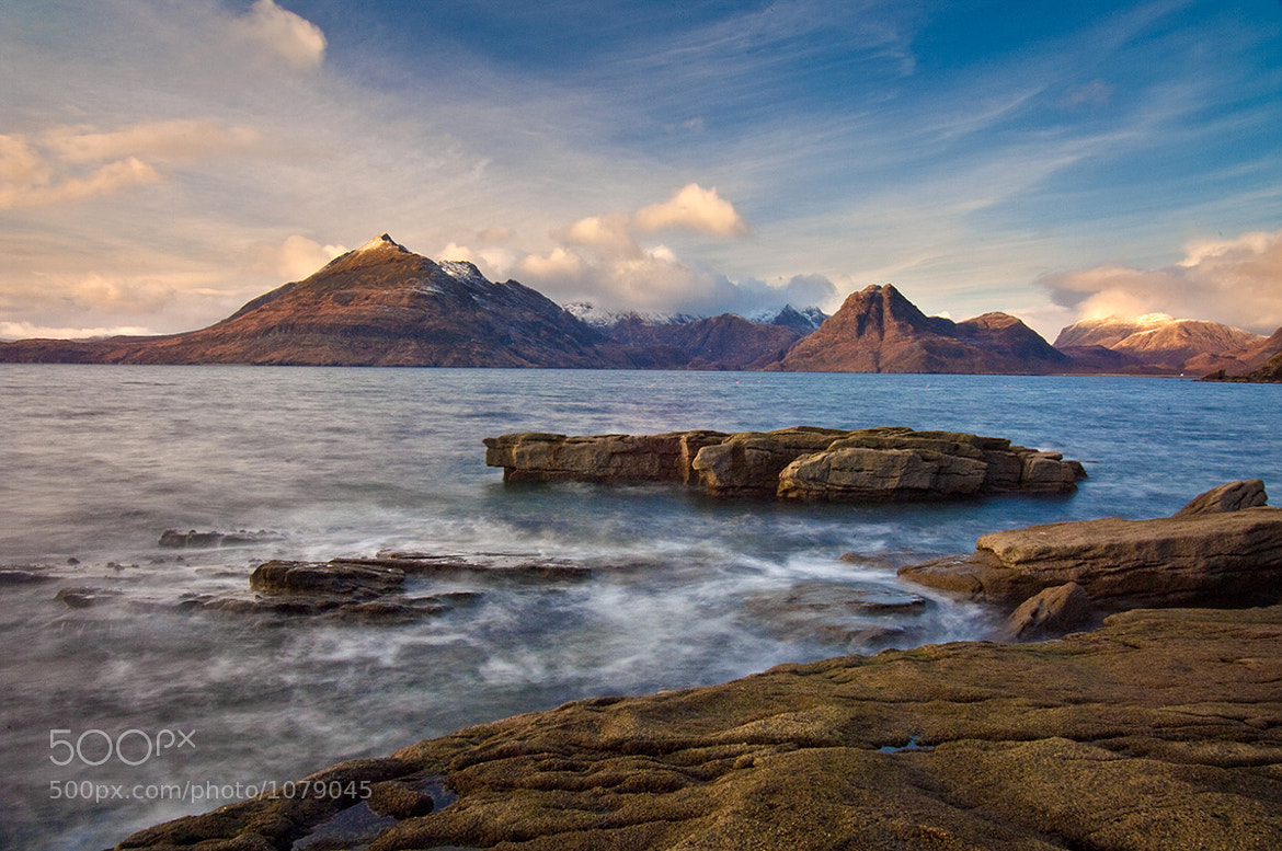 Photograph The Cuillin view from Elgol by Mariusz Sz on 500px