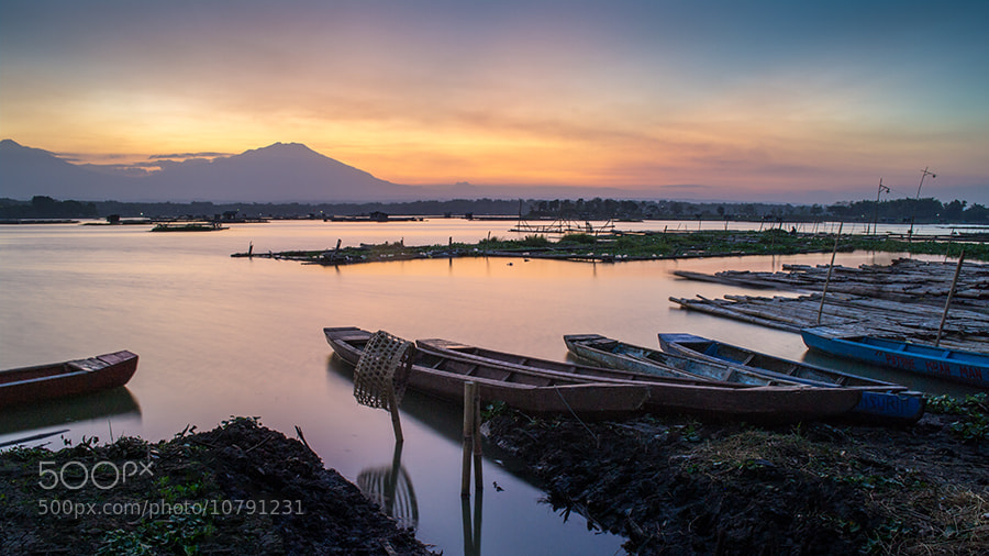 Photograph Dermaga Gethek.  by Daniel Kurniawan on 500px