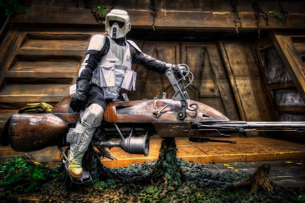 Photograph Biker Scout by RC Concepcion on 500px