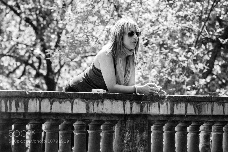 Photograph Waiting by Gerard Inglés Camats on 500px