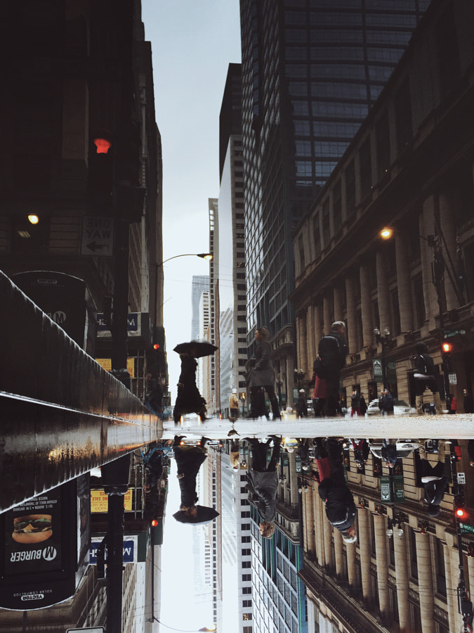 Photograph Rainy days inChicago by Cocu Liu on 500px