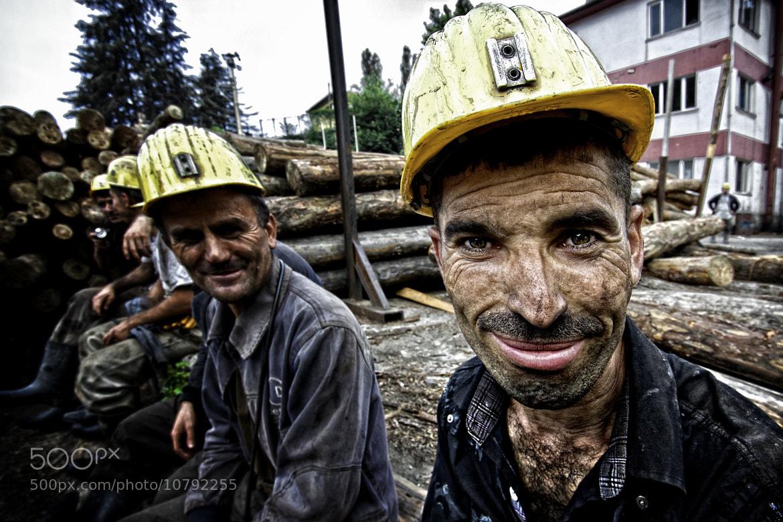 Photograph Miners by Murat  Aslankara on 500px