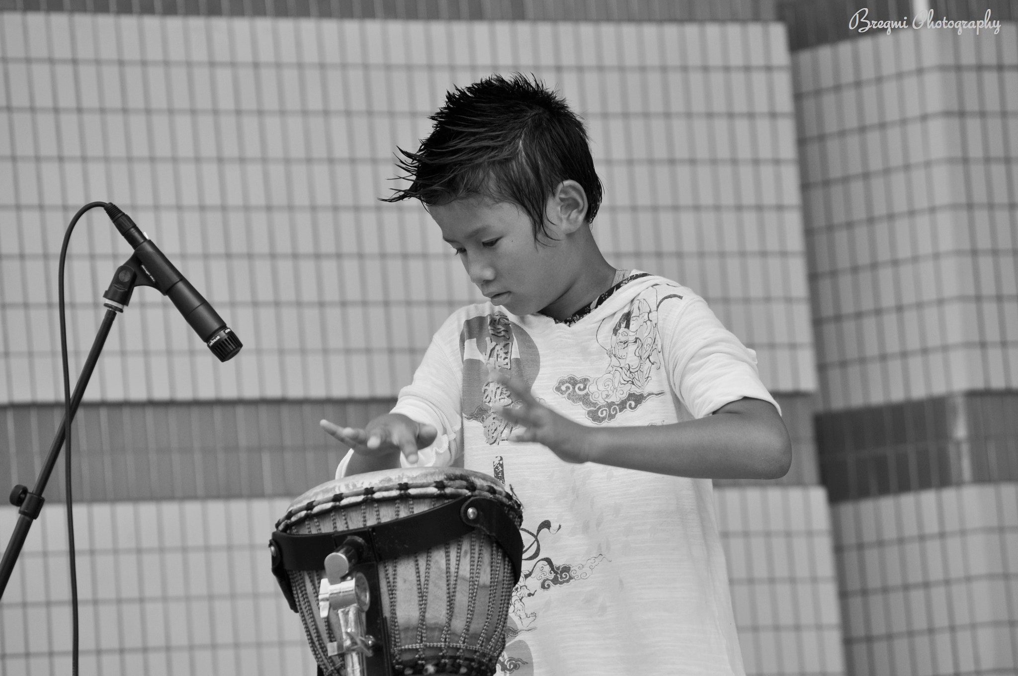 Photograph young drummer ! by B Regmi on 500px