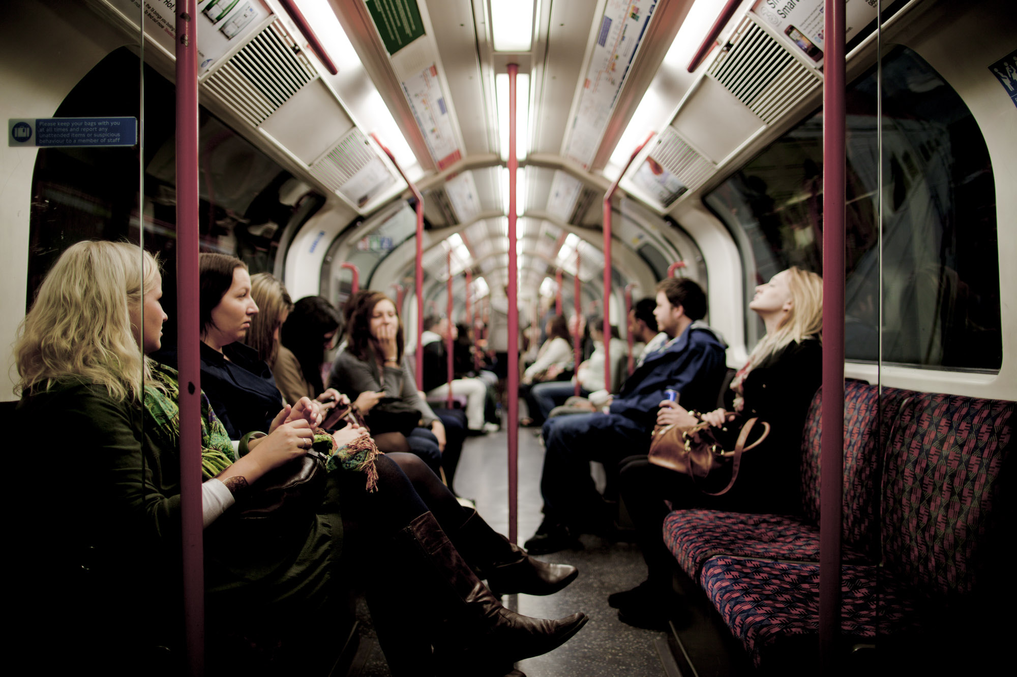 Photograph Subway by Tony Eccles on 500px