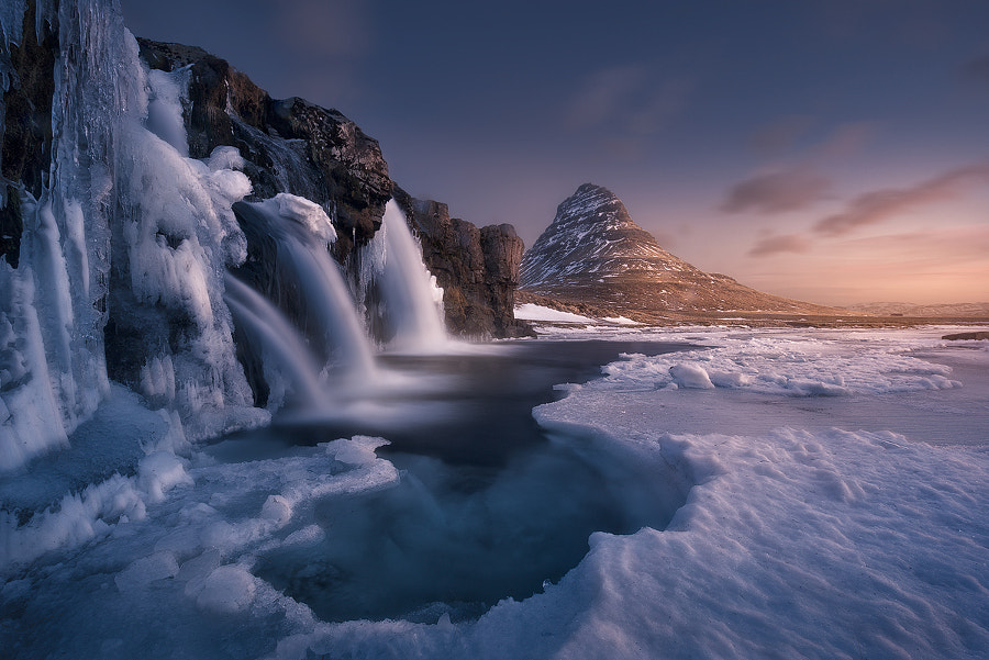 Magic Kirkjufell by Renè Colella on 500px.com