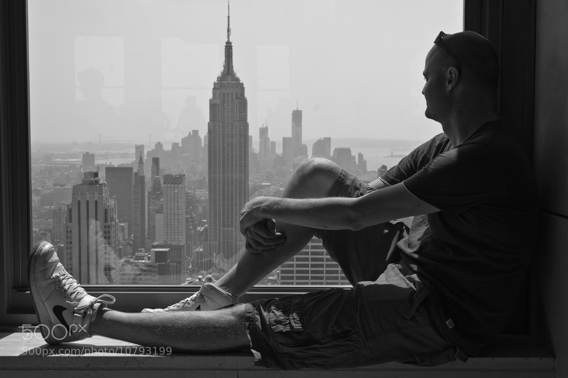Photograph Top of the Rock - Manhattan - New York by Richard Drukker on 500px