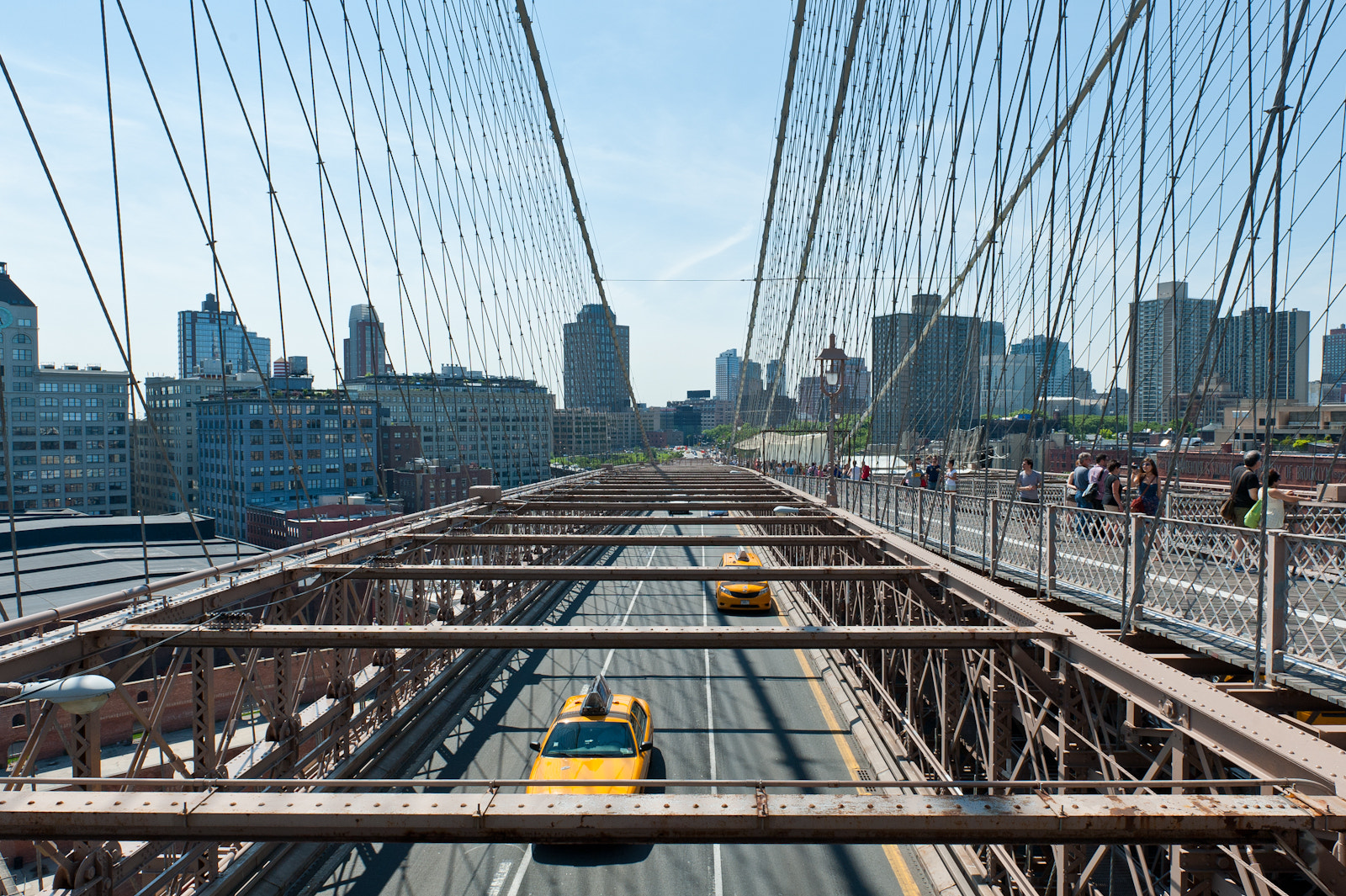 Photograph Manhattan - Brooklyn Bridge by Richard Drukker on 500px