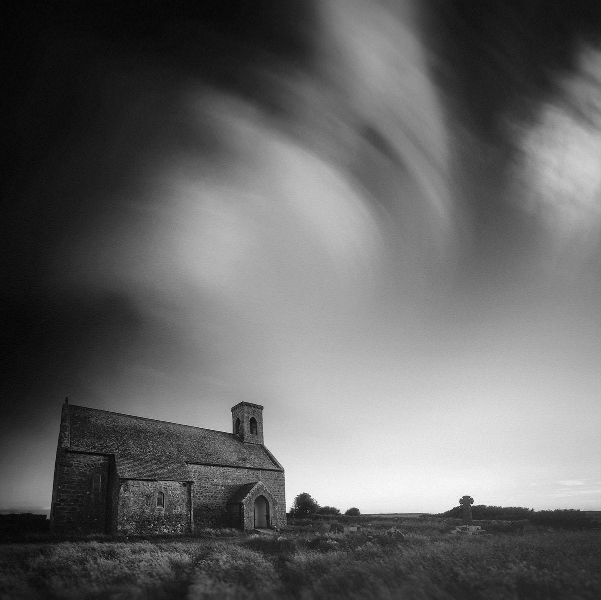 Photograph Flimstone Chapel, Pembrokeshire by Andy Lee on 500px