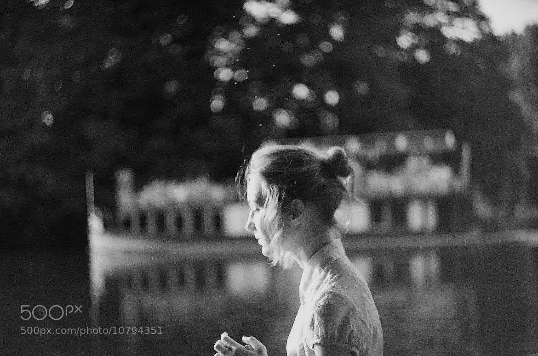 Photograph Y. by Agata Proshkuratova on 500px