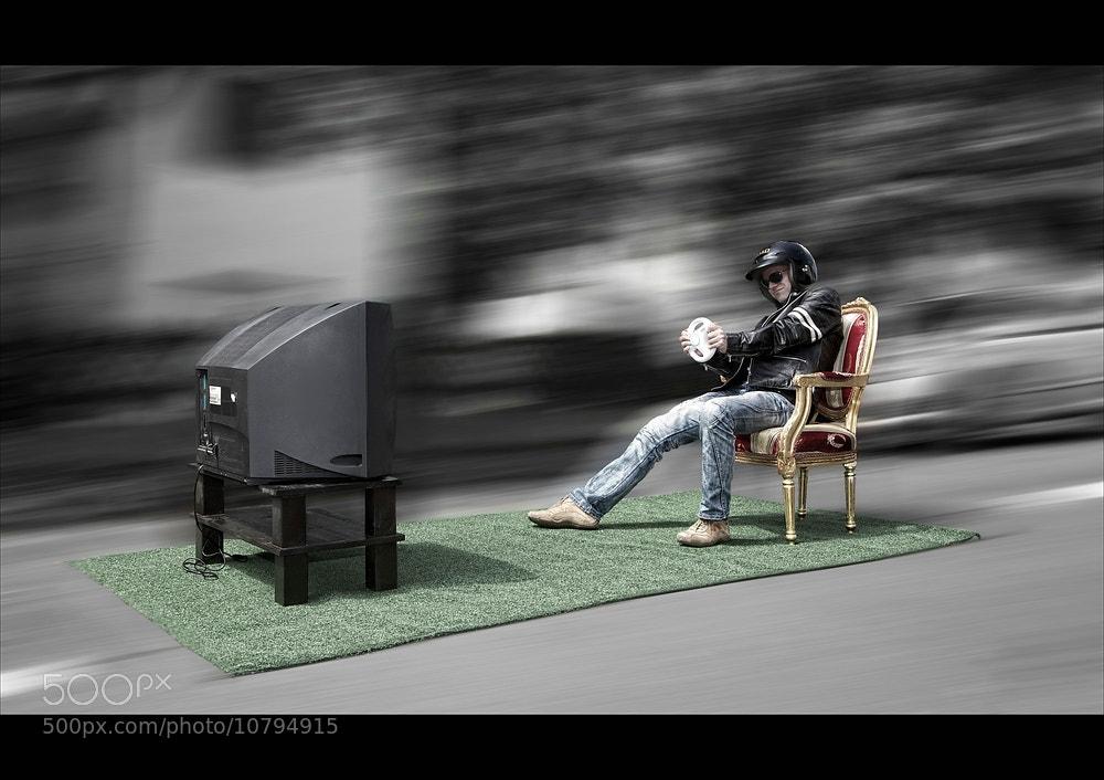 Photograph Marios Kart by Birgit Weck on 500px