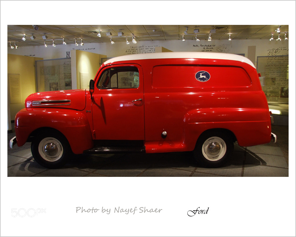 Photograph Ford by Nayef shaer on 500px