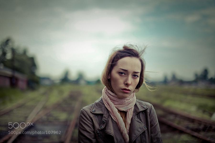 Photograph Kseniya by alexander kan on 500px