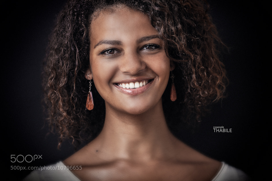 Photograph 3/52 People - Thabile by Christopher Wesser on 500px