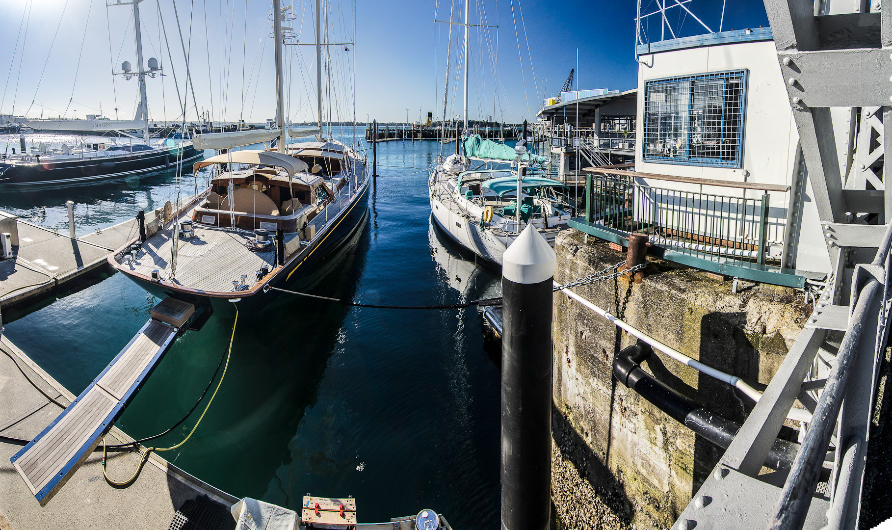 Photograph Afternoon at Wynyard Quarter by Chris Veale on 500px