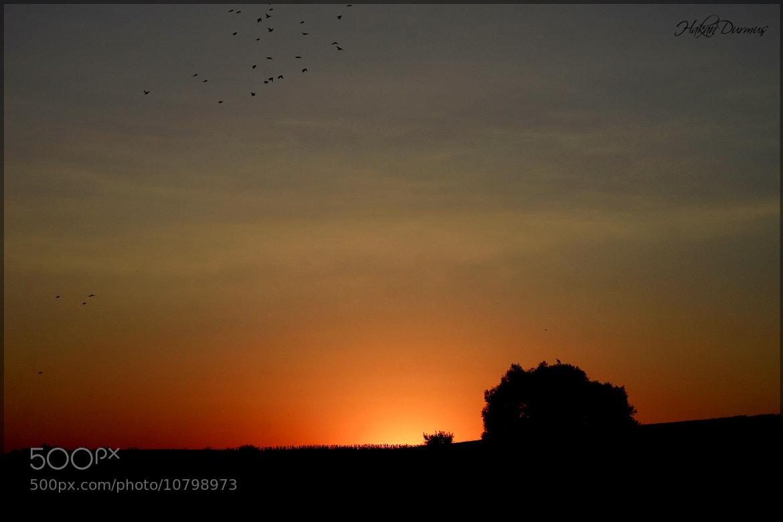 Photograph Sunset by Hakan Durmuş on 500px