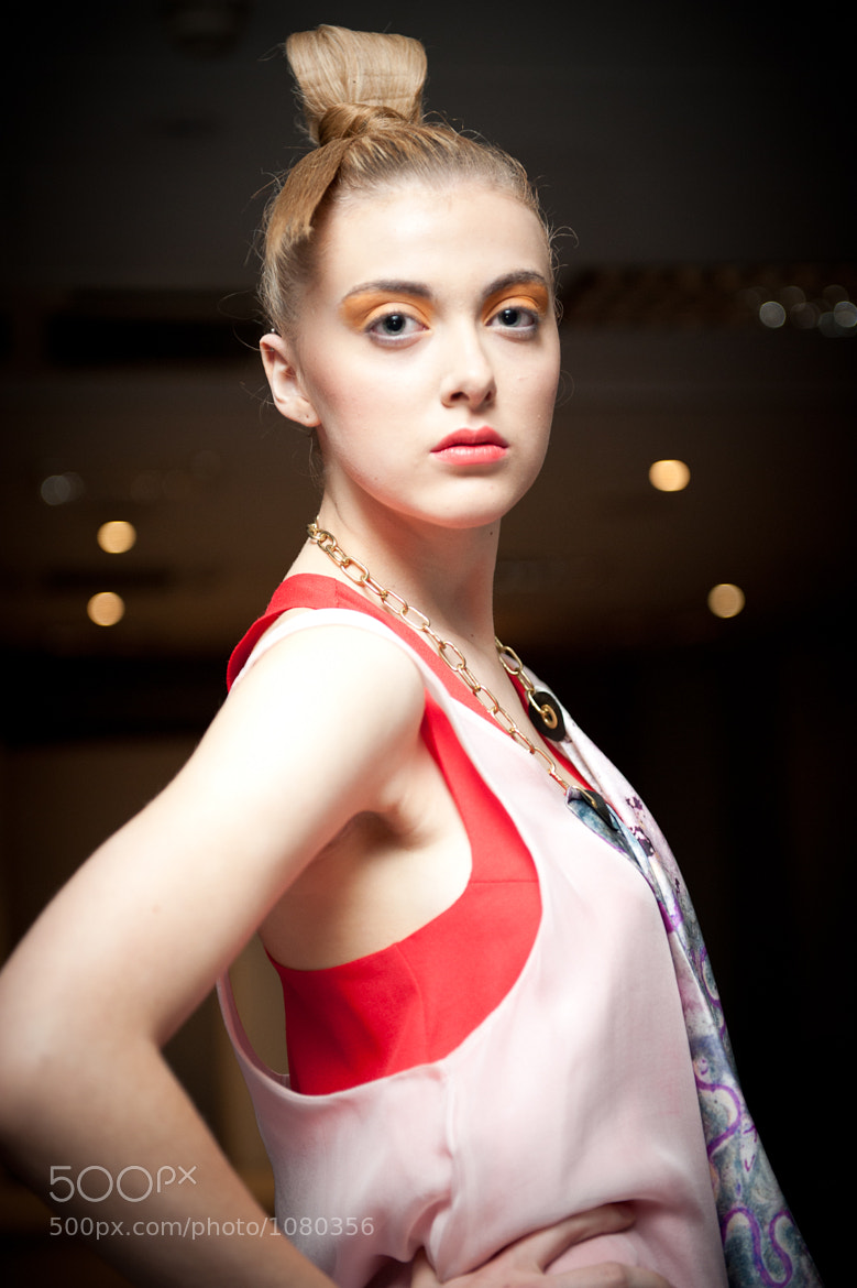 Photograph LFW: Catwalking by Kris Mitchell on 500px