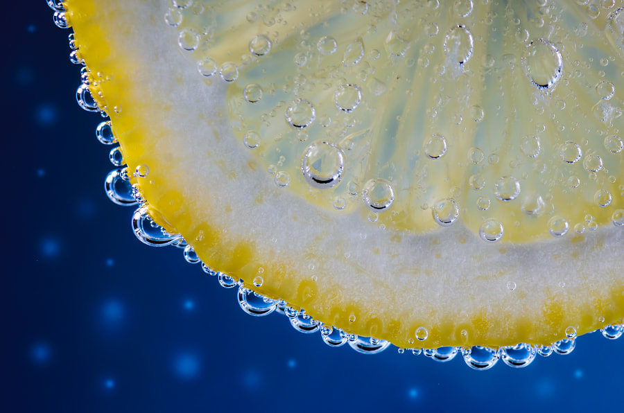 Photograph Lemon by Laurens Kaldeway on 500px