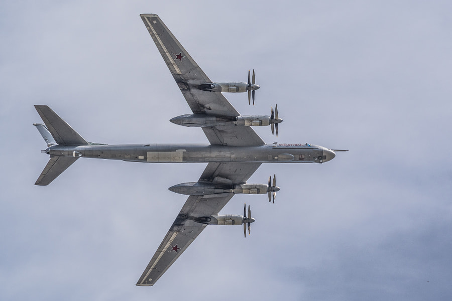 Photograph Tu-95 by Andrey Kryuchenko on 500px