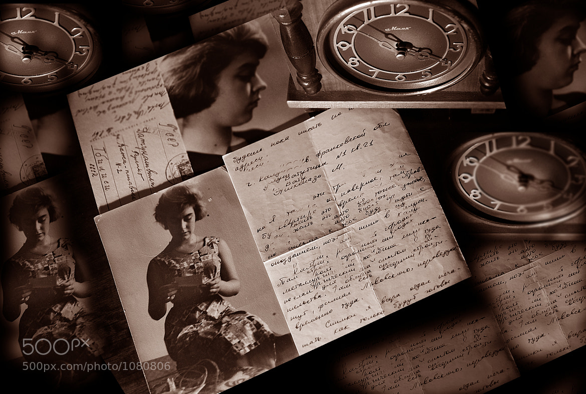 Photograph Letters From the Past by Anka  on 500px