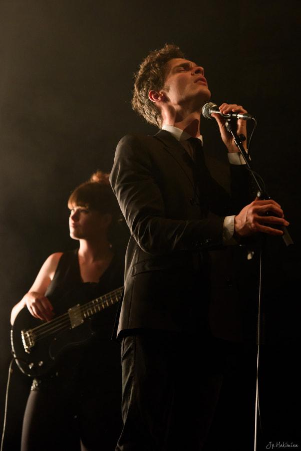 Aurore Imbert & Martin Rahin