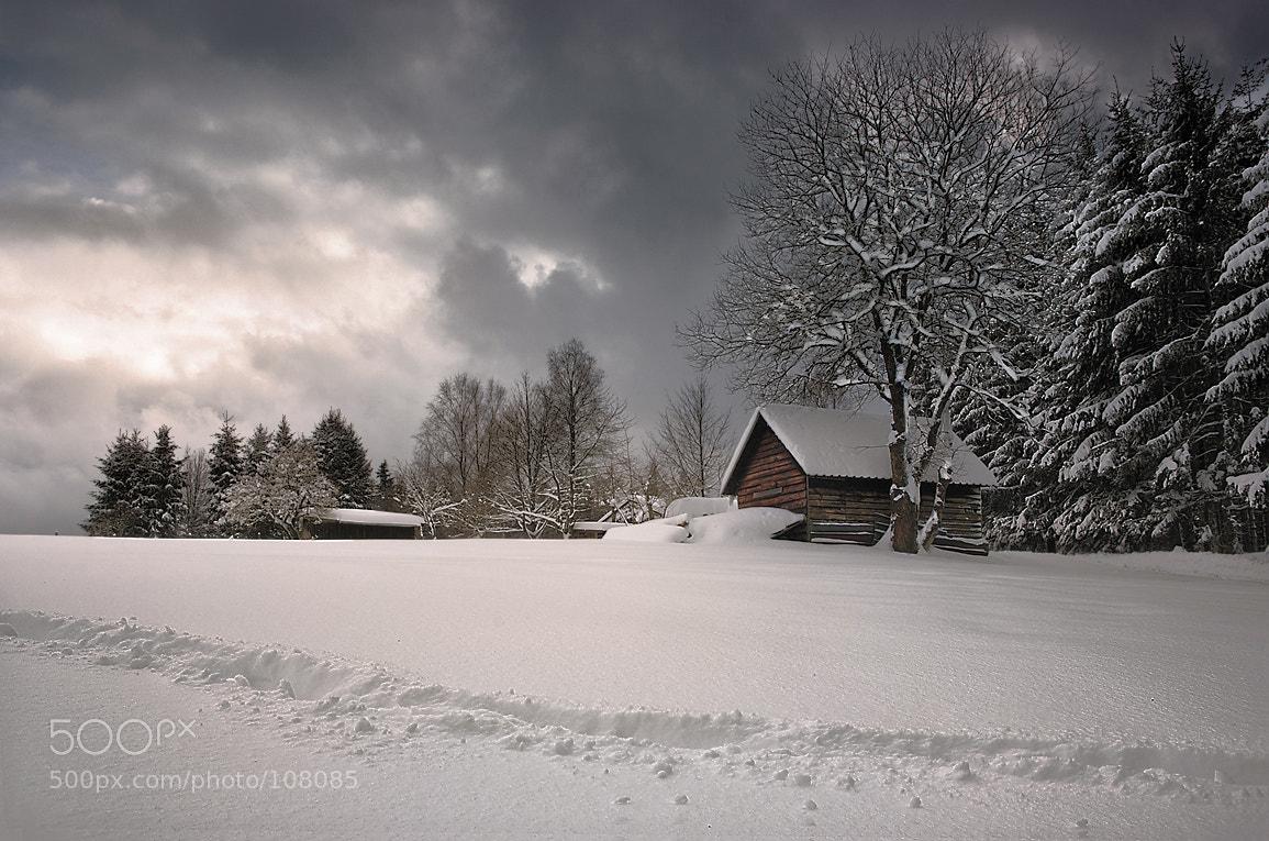 Photograph Избушка by Evgeny Dryakhlov on 500px