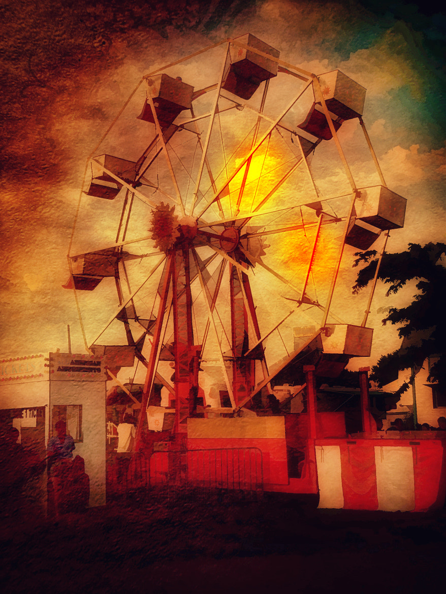 Photograph Fun At The Fair by Dave Linscheid on 500px