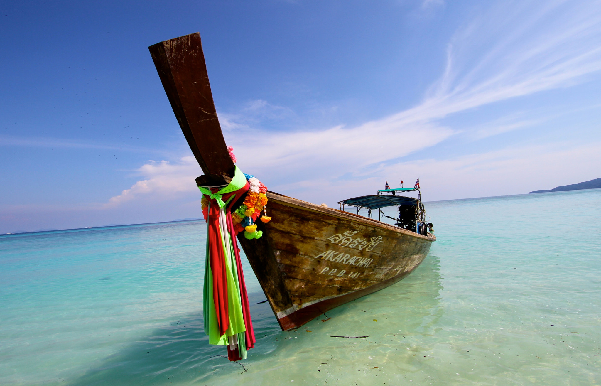 Photograph Long boat by Joshua Tebo on 500px