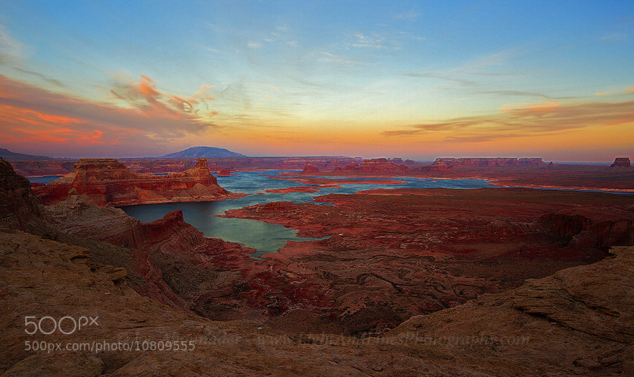 Photograph Lake Powell Expanse by Joe Abounader on 500px
