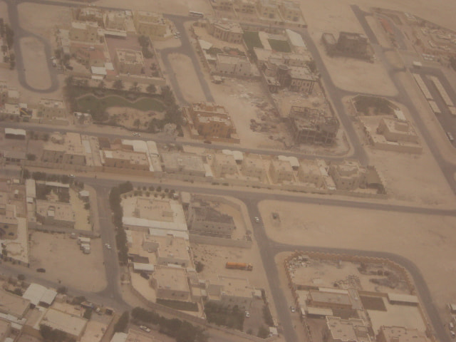 Photograph Qatar from Air by Camilet Cooray on 500px