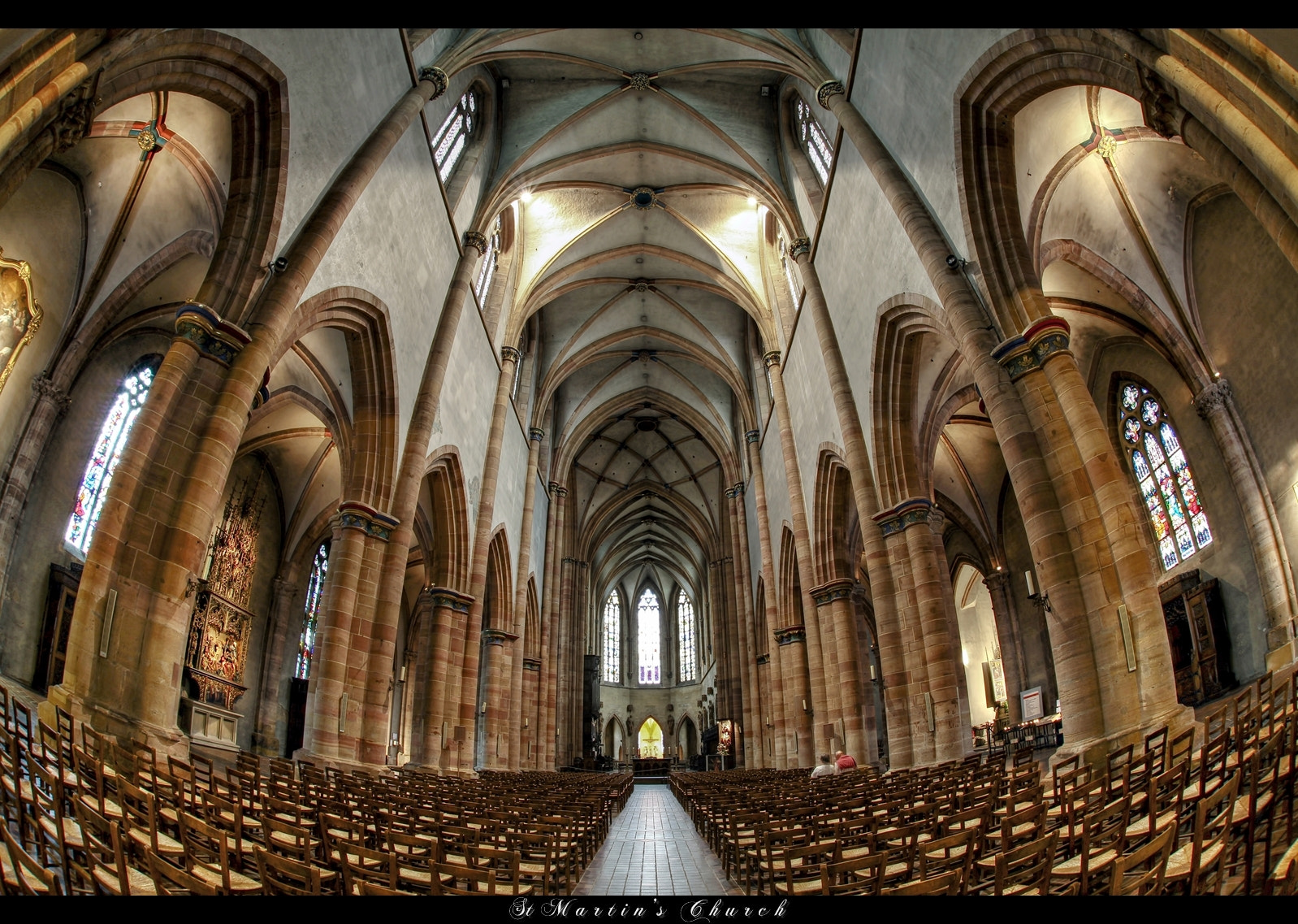 Photograph *St Martin's Church* Colmar by erhan sasmaz on 500px