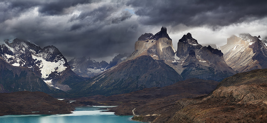 Torres del Paine, Cuernos mountains by Dmitry Pichugin on 500px.com