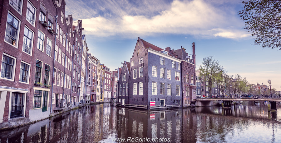 Amsterdam, NL by Andrei Robu - RoSonic.photos on 500px