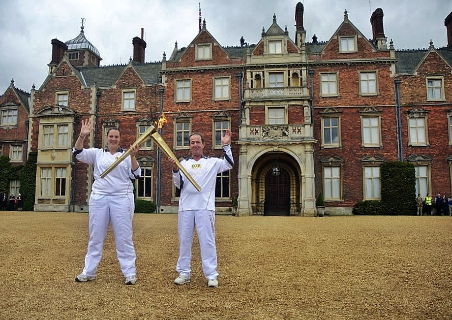 Photograph The flame handover at Royal Sandringham by Alan Taylor-Shearer on 500px