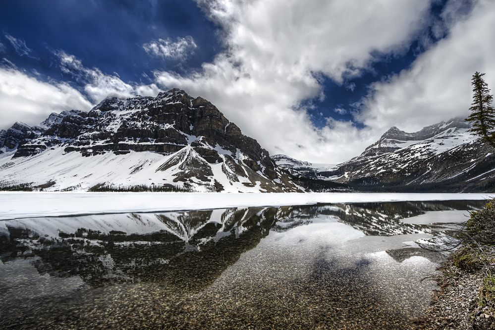 Photograph Bow Lake - Canada by Philippe Brantschen on 500px