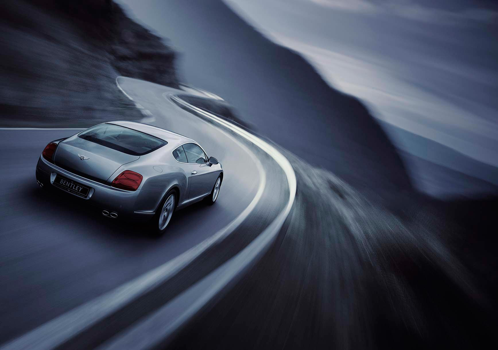 Photograph Bentley Continental Spain by Nigel Harniman on 500px