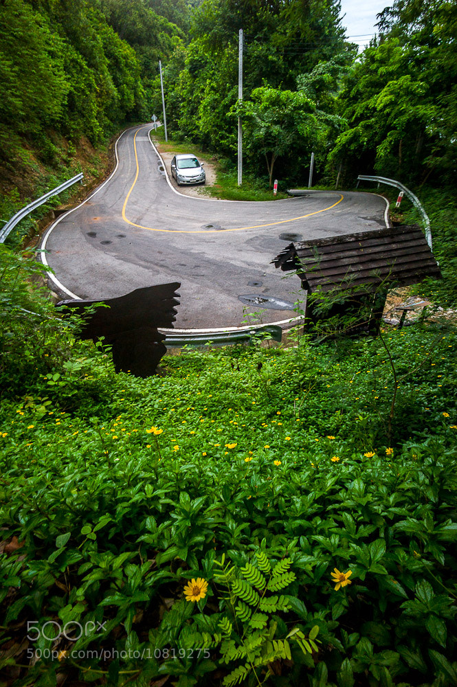 Photograph c-curve by Chaiyong Kokanutaporn on 500px