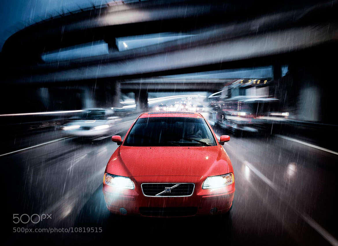 Photograph Volvo Freeway by Nigel Harniman on 500px