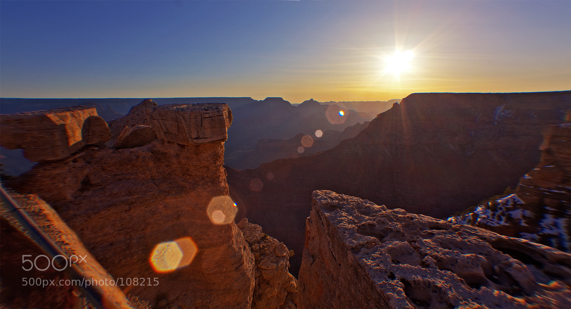 Photograph Sunny morning at Grand Canyon by B [R]asulev on 500px