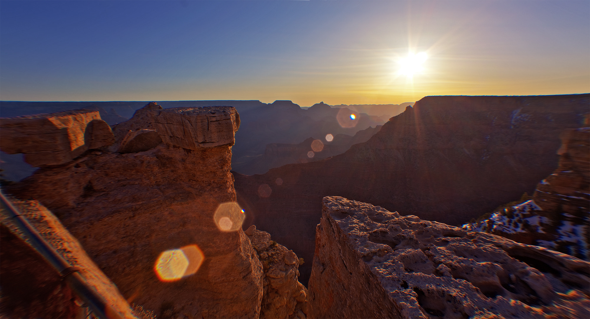 Photograph Sunny morning at Grand Canyon by Bak [R]asulev on 500px