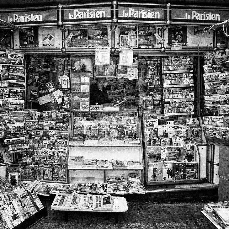 Photograph Newspaper  by Laurent DUFOUR on 500px
