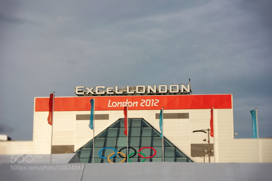 Excel London by Alexandre Roty (AlexRoty) on 500px.com