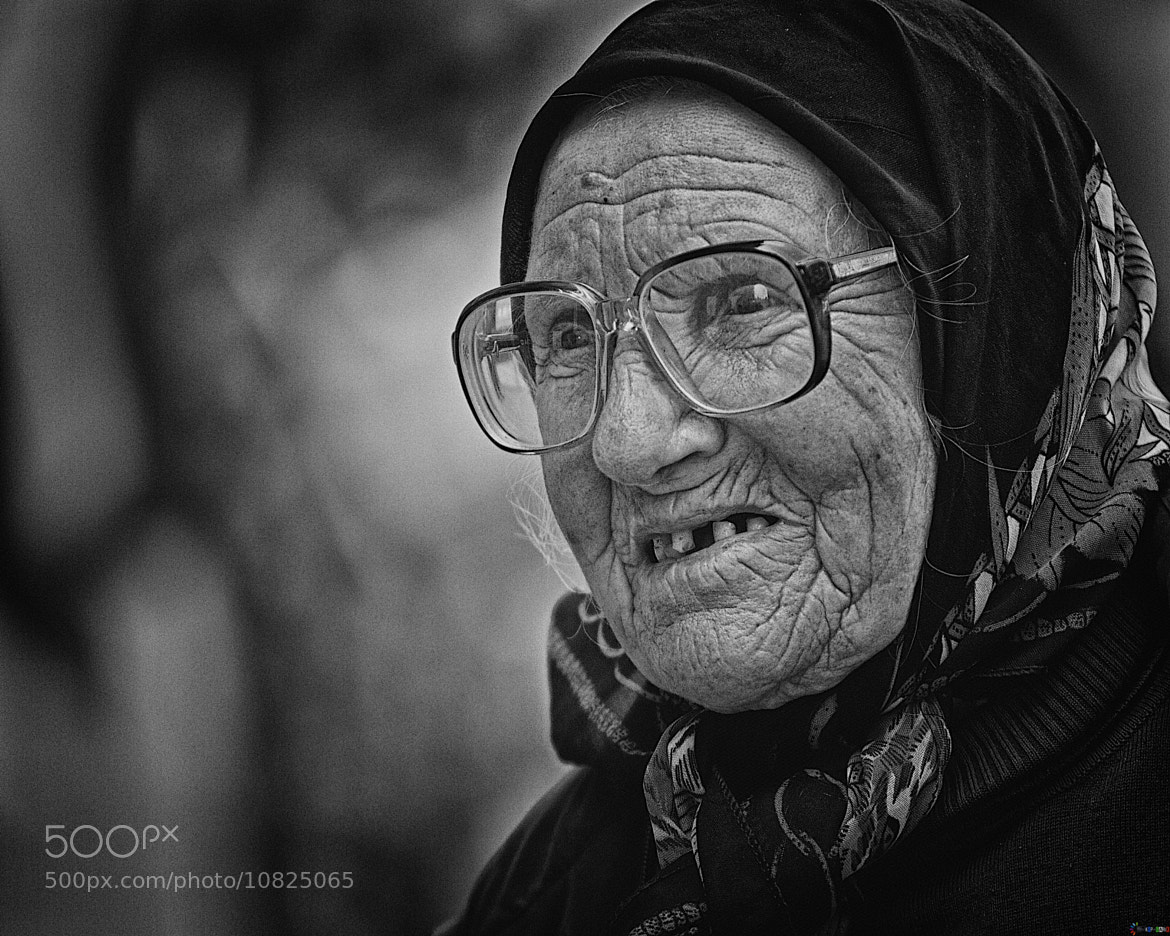 Photograph grandmother by kip garik on 500px