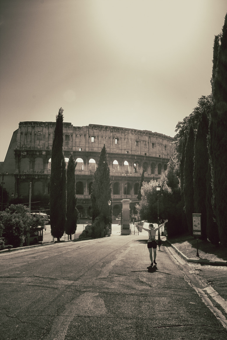 Photograph Hello Rome! by Tuomo Ruu on 500px